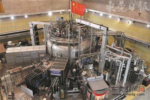 「人造太陽」到底有多牛?朝著未來聚變堆實驗運行邁出了關鍵一步 - 每日頭條