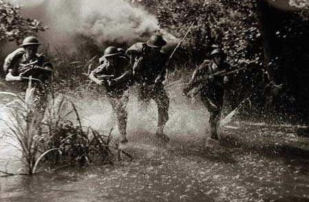 「戰役」被稱為「叢林之王」的日本王牌軍。在緬甸遭英軍毀滅打擊 - 每日頭條