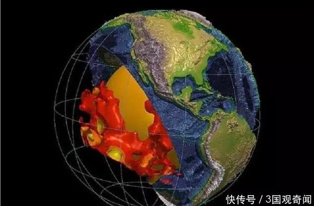 地球深處的巨型結構,地幔下有氧氣源地表下700公里存在巨大海洋 - 每日頭條