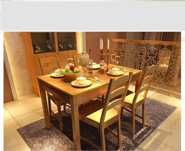餐桌餐椅各種款式風格搭配 - 每日頭條