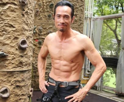 盤點10位TVB肌肉型男,40寸,42寸腹肌man爆炸! - 每日頭條