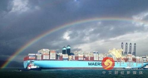 世界上最大的航運公司馬士基將剝離能源業務 - 每日頭條
