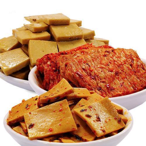 比肉食還好吃的素食——豆乾 - 每日頭條