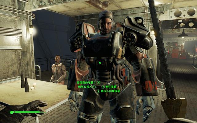 《輻射4》鋼鐵兄弟會母艦 支線任務全開 - 每日頭條