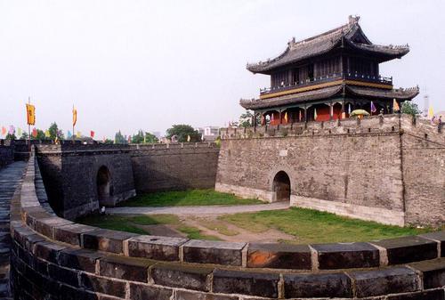 風景圖集:荊州古城 - 每日頭條