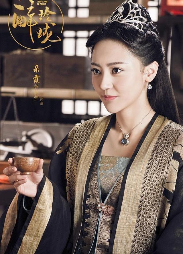 素錦之後,黃夢瑩接《楚喬傳》《醉玲瓏》,網友:熱巴地位不穩?! - 每日頭條