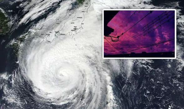 60年最強颱風襲擊日本!驚濤駭浪似災難片,新幹線「泡澡」 - 每日頭條