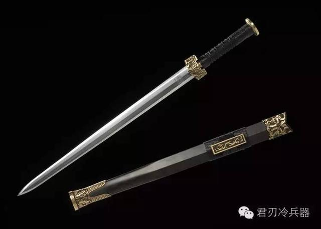 刀劍知識 八面漢劍的歷史淵源 - 每日頭條