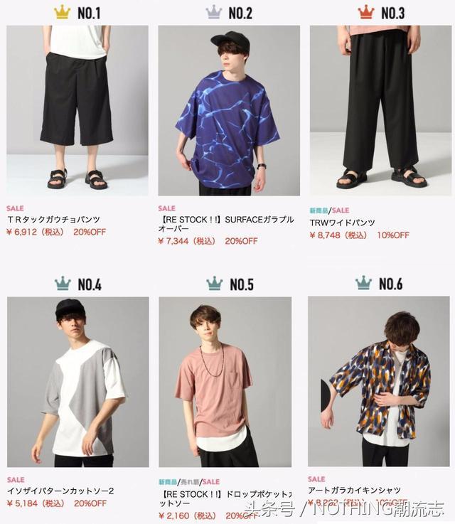 除了muji和優衣庫還有哪些平價日系服裝品牌? - 每日頭條