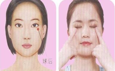 護眼穴位你按對了嗎? - 每日頭條
