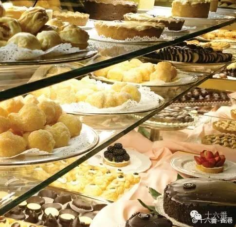 香港哪裏有好吃的蛋糕? - 每日頭條