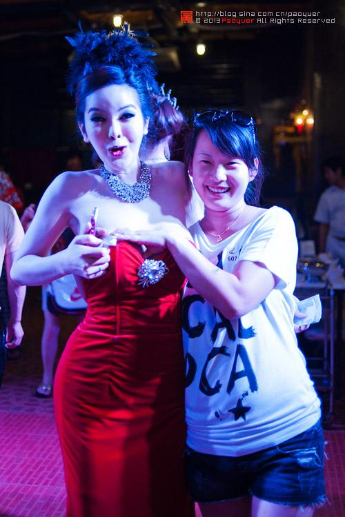 泰國·芭堤雅東方公主號艷舞秀 - 每日頭條