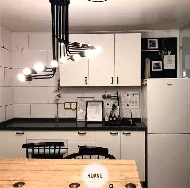 家具全靠DIY,小仙女把35㎡平房改造成獨一無二的樣子 - 每日頭條