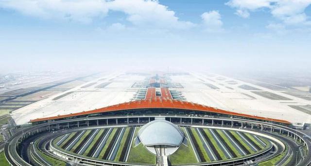 排名前十的世界最大機場。中國入圍三個 - 每日頭條