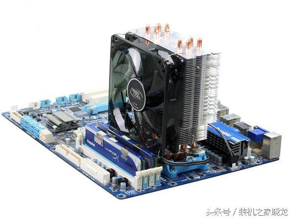 裝機之家教您正確選購CPU和CPU散熱器 - 每日頭條