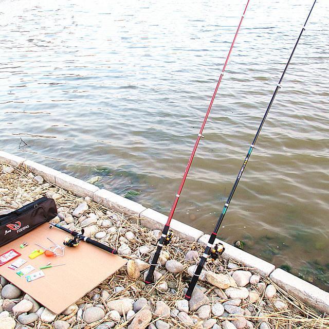 想花最少的錢輕鬆釣大魚?幾款高性價比的漁具。讓你事半功倍 - 每日頭條