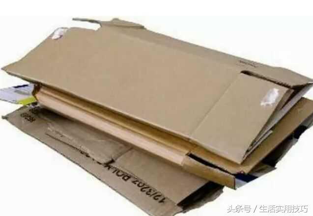 廢物再利用,紙皮)是紙質包裝箱常見的用料,實惠又漂亮(附詳細教程)! - 每日頭條