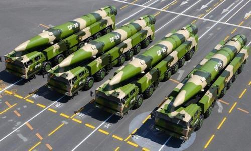 這款飛彈讓西方國家顫抖,有五層樓高,是《中島條約》簽署起因 - 每日頭條