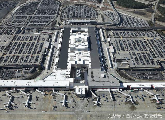 世界上最大的5個機場。全給美國和中國承包了! - 每日頭條