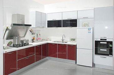 攻略:廚房裝修櫥櫃門用什麼顏色好呢 - 每日頭條