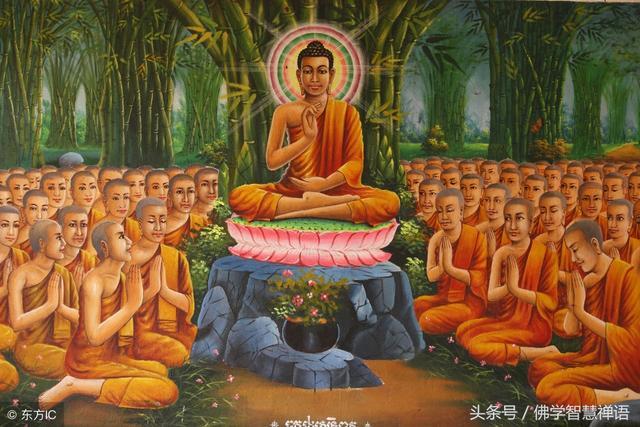 佛教最著名的是哪4個問題?佛陀是如何解答的? - 每日頭條