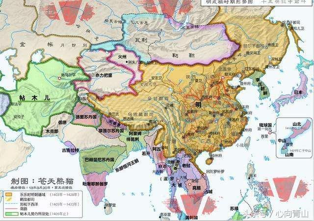 印度支那和中南半島有什麼區別?中國和印度哪個對其影響更深遠? - 每日頭條