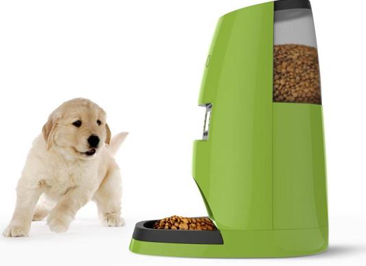 狗狗自動餵食器好用嗎 狗狗自動餵食器哪種好 - 每日頭條