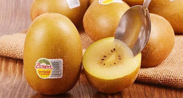 紐西蘭陽光氣息的黃金奇異果 - 每日頭條