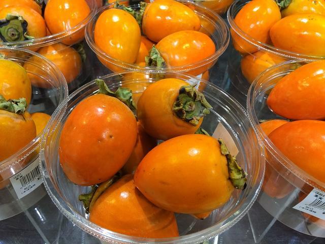 臺灣甜柿,澀柿,硬柿,軟柿差在哪?常見柿子品種有這些 - 每日頭條
