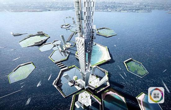 日本欲建造世界」第一高樓」 高達1700米 - 每日頭條