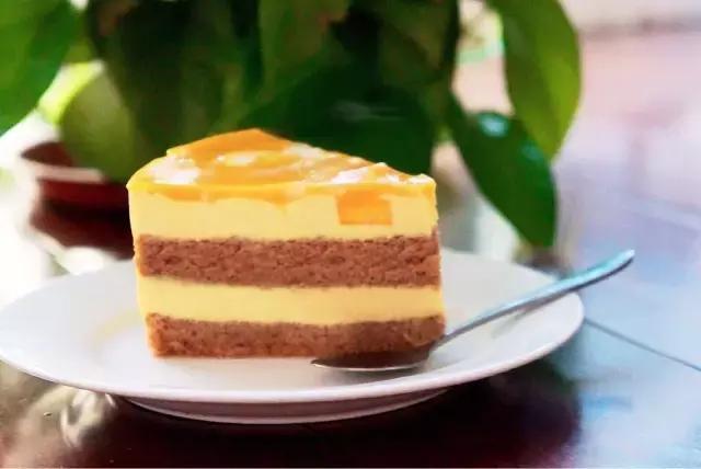 配方很棒 芒果慕斯蛋糕的做法! - 每日頭條