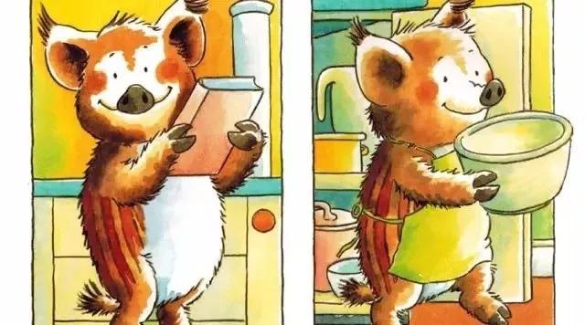 「中文有聲繪本」《小威利做家務》 - 每日頭條