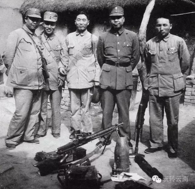 抗戰中。4萬滇軍慷慨赴死的那些慘烈戰鬥 - 每日頭條