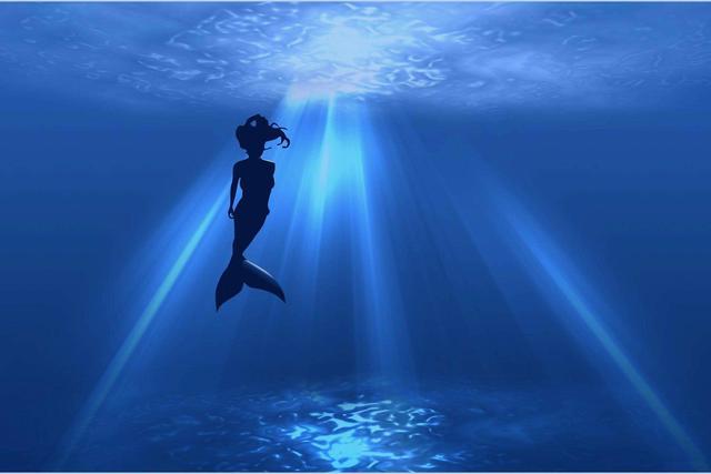 「人魚傳說「是否真的存在?科學家:美人魚可能是人類進化的分支 - 每日頭條