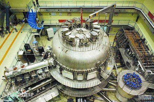 向終極能源不斷邁進 中國「人造太陽」核聚變實驗裝置再獲重大突破 - 每日頭條