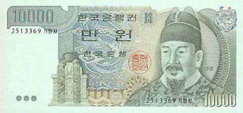 各國錢幣上的人物原來有這麼多講究 這些財神爺你知道幾位? - 每日頭條
