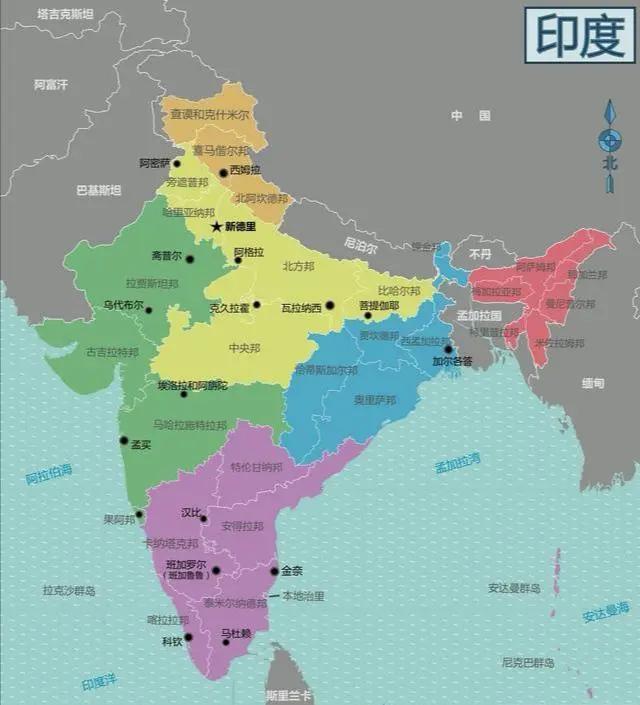 青藏高原對印度意味著什麼? - 每日頭條