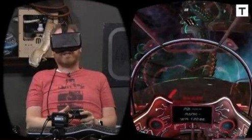 科普:為什麼玩VR遊戲會頭暈噁心 - 每日頭條