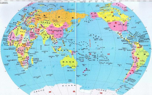 七大洲四大洋就這麼記 - 每日頭條
