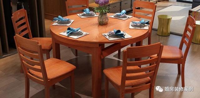 圓形餐桌好還是方形餐桌好。這兩者有哪些區別? - 每日頭條
