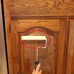 Rolling Kitchen Cabinet Hell Games 20年老橱柜破破烂烂 多亏老师傅教了一招 油漆一刷台面锃亮 每日头条 2p410002o62654346os8 Jpg