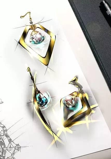 珠寶設計師的「悄悄話」 - 每日頭條