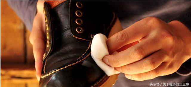 型男必備技能。皮鞋保養護理大揭秘! - 每日頭條