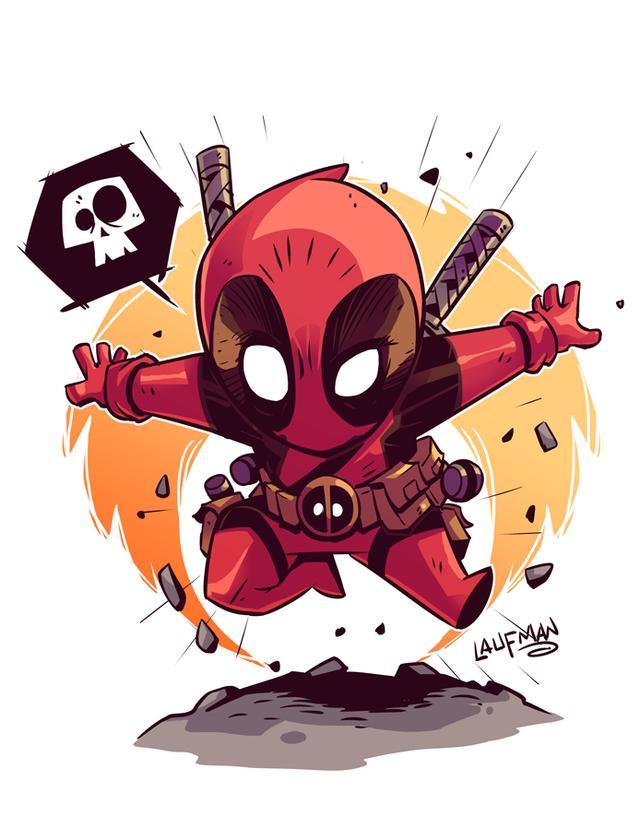 卡通Q版超級英雄人物合集 - 每日頭條
