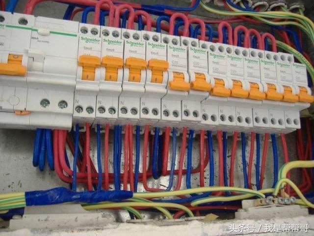 乾貨丨空調冰箱製冷設備電線的載流量怎麼計算。以及估算口訣 - 每日頭條