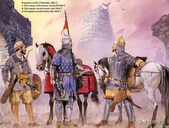 從奴隸到君王:埃及馬穆魯克騎兵及王朝 - 每日頭條