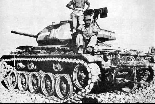 印巴第二次戰爭時的坦克大戰——查溫達坦克戰 - 每日頭條