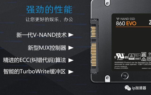 電腦硬碟SSD參數怎麼看?IP加速器教小白學電腦常識 - 每日頭條