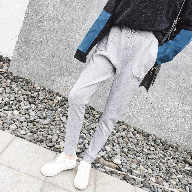 為什麼別人穿衛褲就時髦,你穿卻成災難?-潮流 - 每日頭條