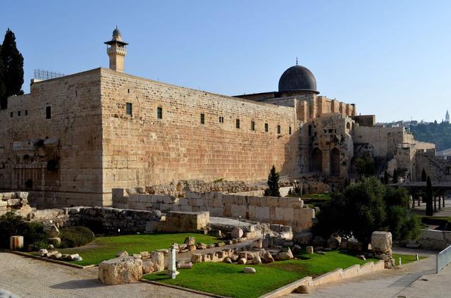 遊玩景點推薦 以色列耶路撒冷舊城旅遊遊記 包括有很多宗教領地 - 每日頭條